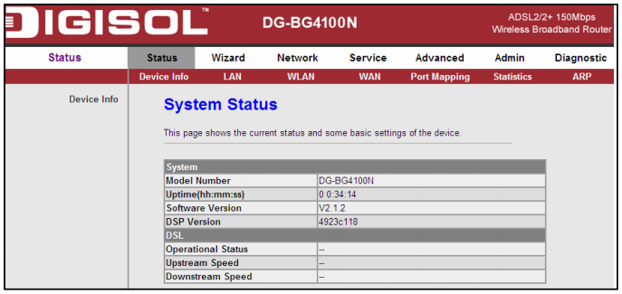 digisol router login 4