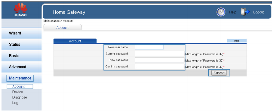 huawei router login 3